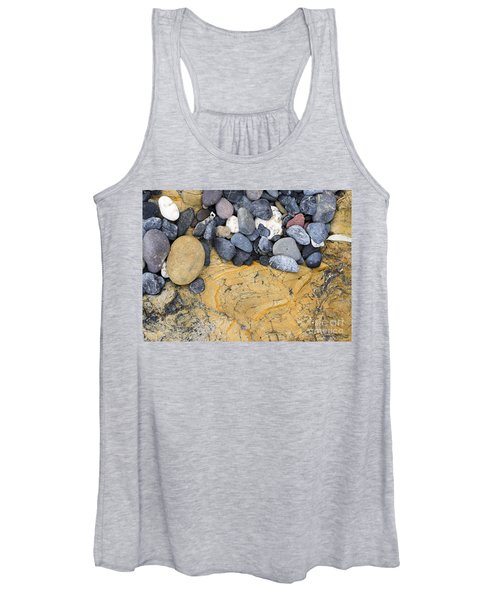 Rocks Women's Tank Top