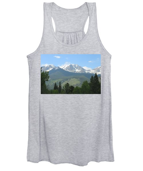 Rocky Mountain National Park - 2 Women's Tank Top