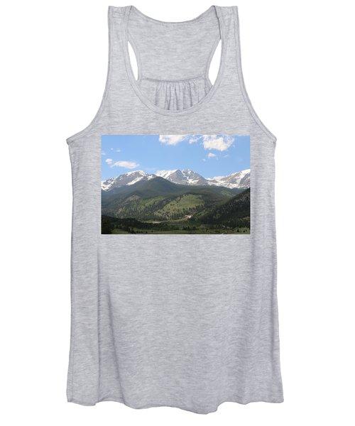 Rocky Mountain National Park - 3  Women's Tank Top