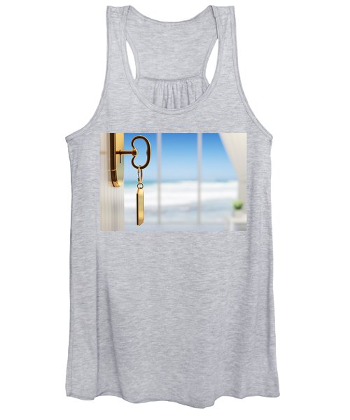 Start Of A Great Vacation Women's Tank Top