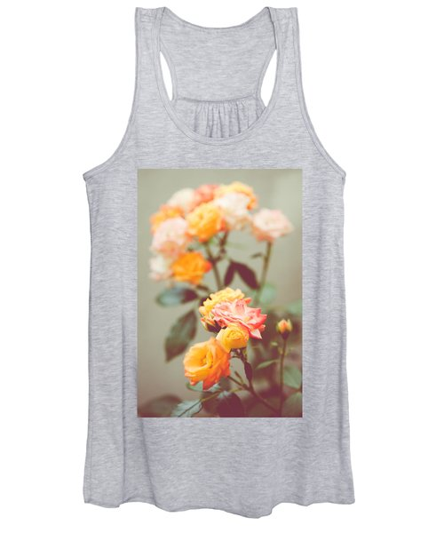 Rumba Rose Women's Tank Top