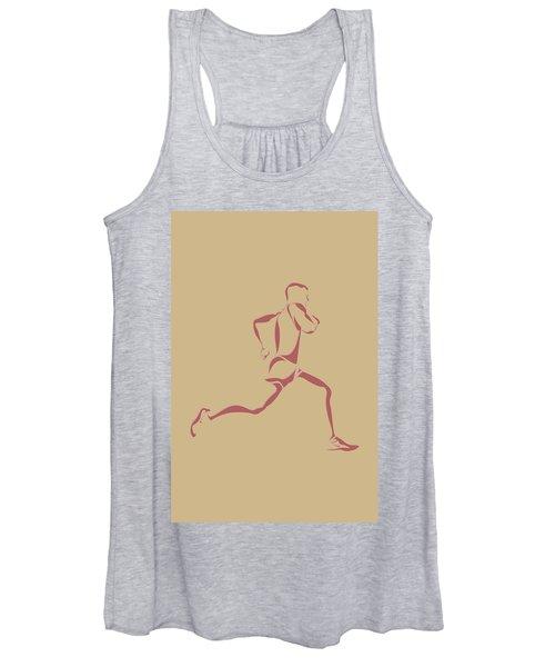 Running Runner14 Women's Tank Top