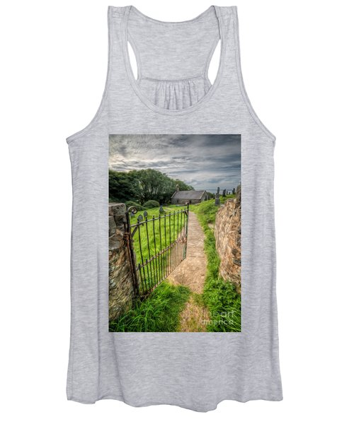 Sacred Path Women's Tank Top