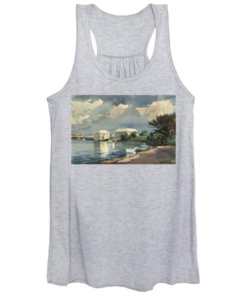 Salt Kettle Bermuda Women's Tank Top