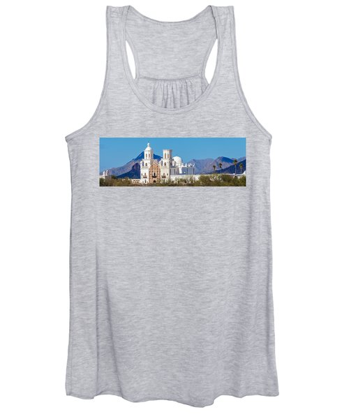 San Xavier Del Bac Mission Women's Tank Top