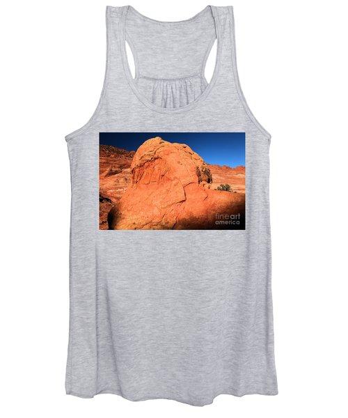 Sandstone Snoopy Women's Tank Top