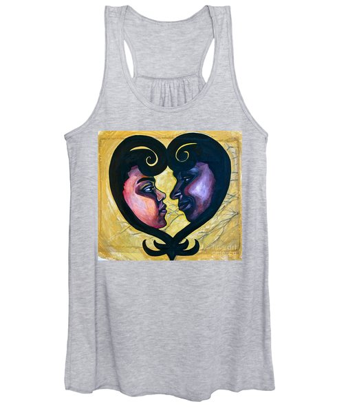 Sankofa Love Women's Tank Top