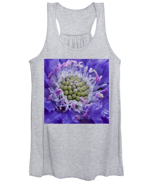 Scabiosa Women's Tank Top