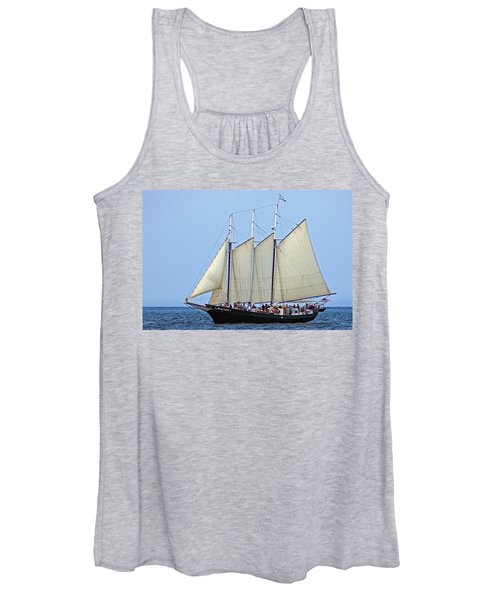 Schooner Alliance Women's Tank Top