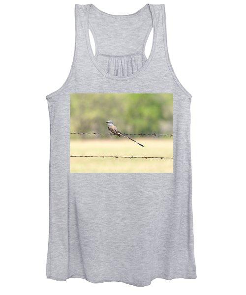 Scissor-tailed Flycatcher Women's Tank Top