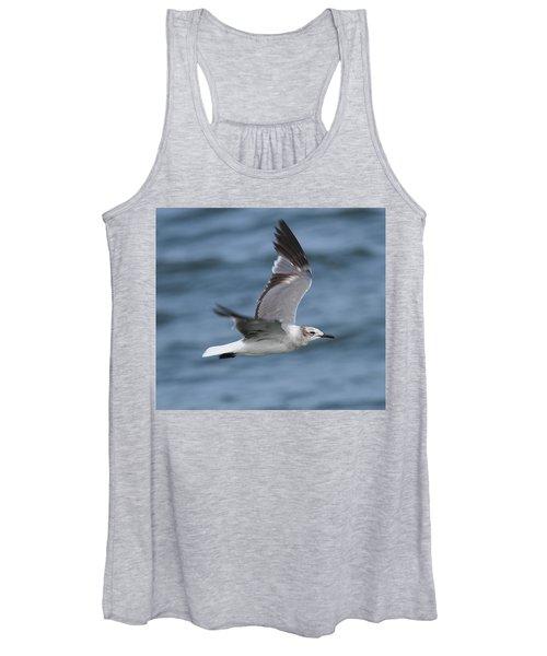 Seagull In Flight 11 Women's Tank Top