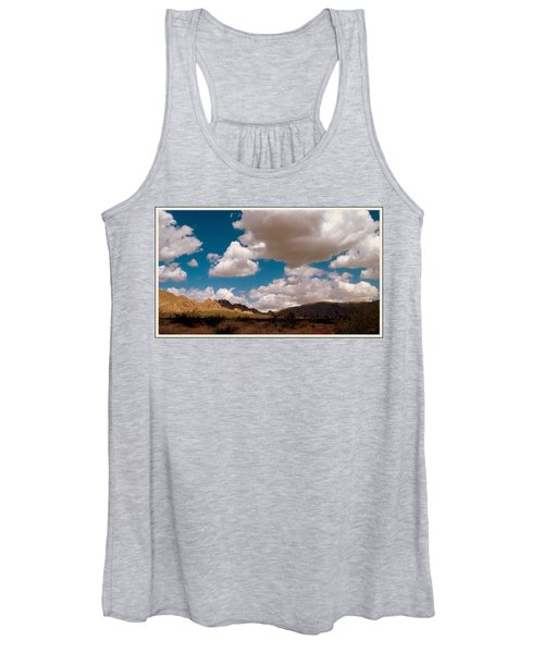 Shadows In The Valley Women's Tank Top