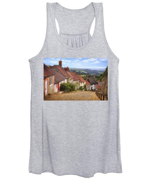 Shaftesbury - England Women's Tank Top