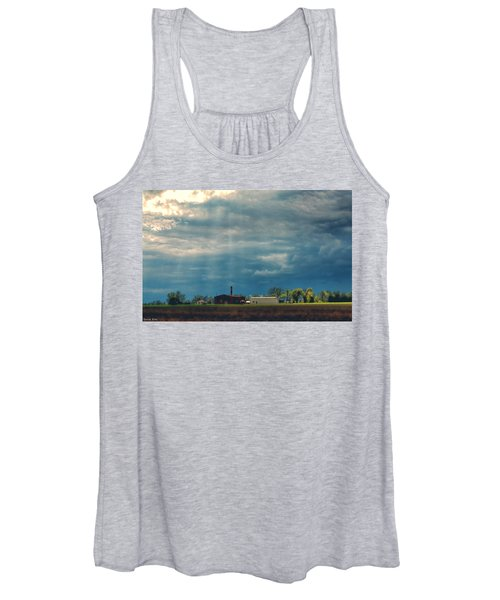 Showers Of Blessings Women's Tank Top