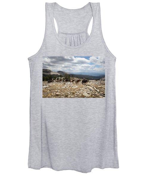 Sierra Trail Women's Tank Top