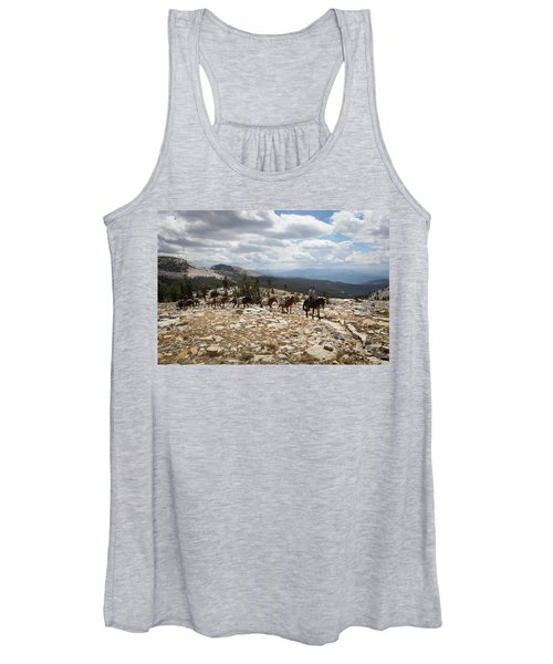 Sierra Trail Women's Tank Top