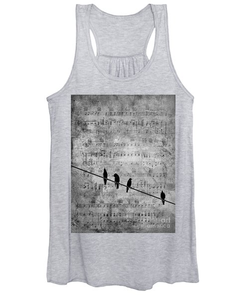 Sing A Song Of Sixpence Women's Tank Top