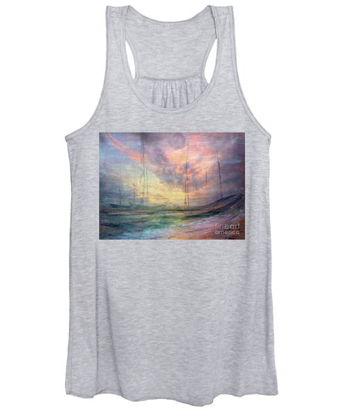 Smooth Sailing Women's Tank Top