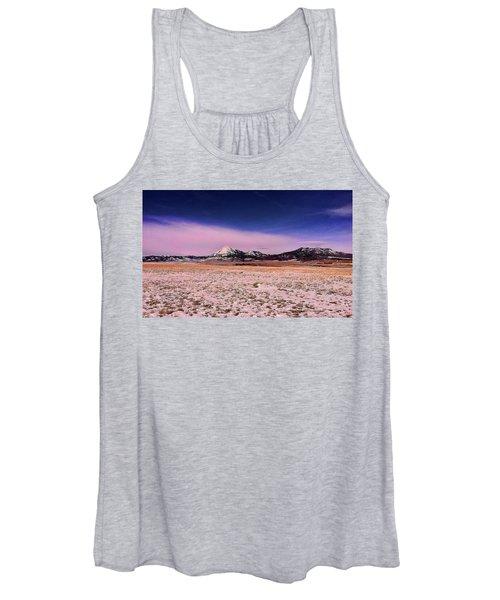 Southern Colorado Mountains Women's Tank Top