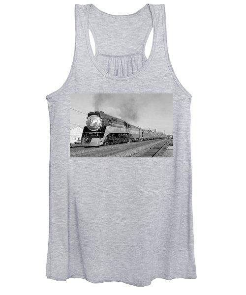 Southern Pacific Train In Texas Women's Tank Top