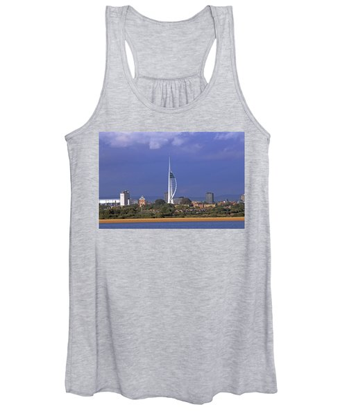 Spinnaker Tower Women's Tank Top