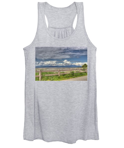 Spring Afternoon Women's Tank Top