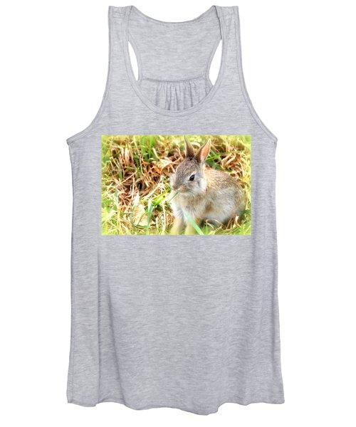 Spring Bunny Women's Tank Top