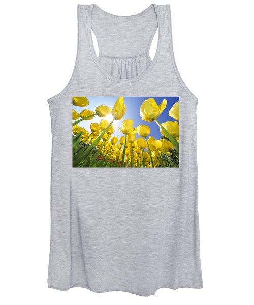 Spring Flowers 5 Women's Tank Top