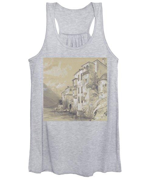 St Giulio Orta Women's Tank Top