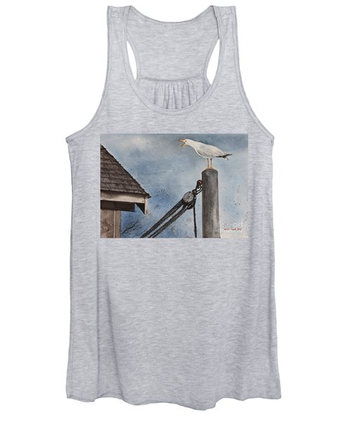 Staking A Claim Women's Tank Top