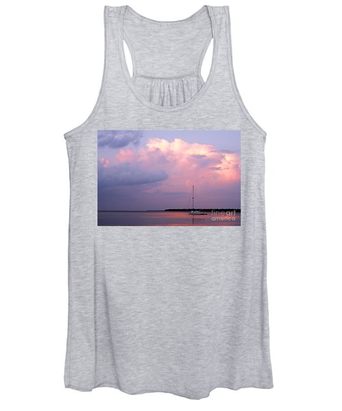 Stormy Seas Ahead Women's Tank Top
