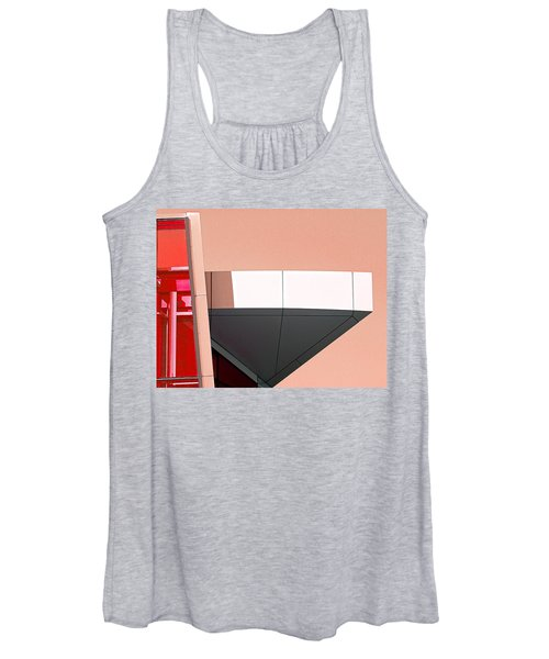 Study In Architecture Women's Tank Top