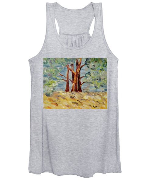 Summer Afternoon Women's Tank Top