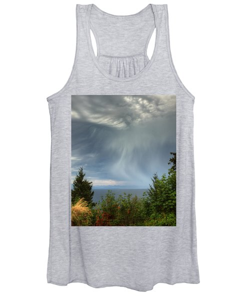 Summer Squall Women's Tank Top