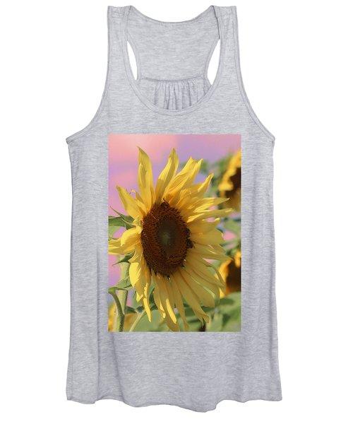 Sunflower Pop Women's Tank Top