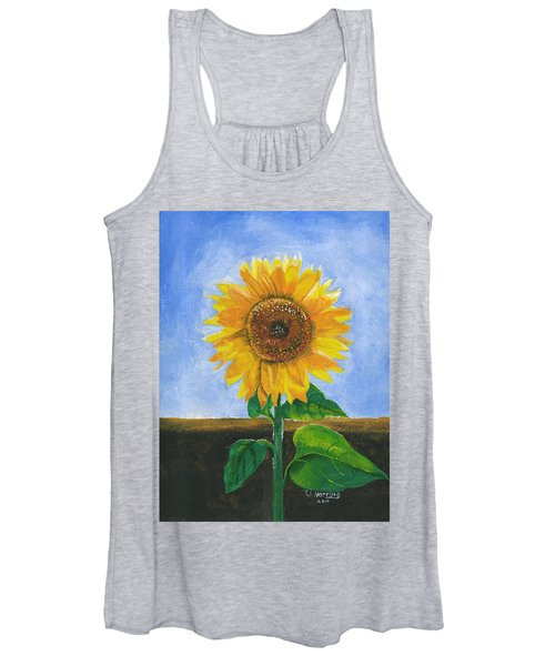 Sunflower Series Two Women's Tank Top