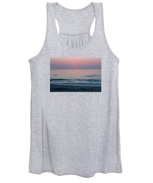 Sunrise Blush Women's Tank Top