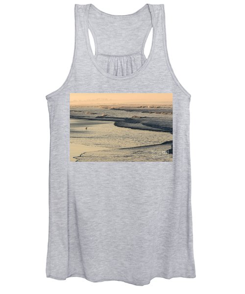 Sunrise On The Ocean Women's Tank Top