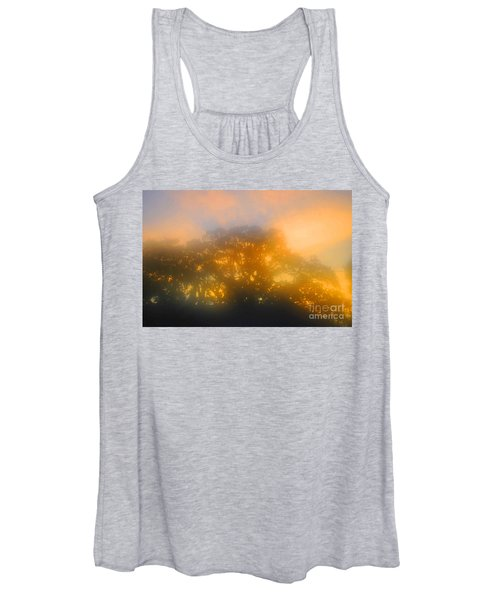 Sunset Mocks Sunrise Women's Tank Top