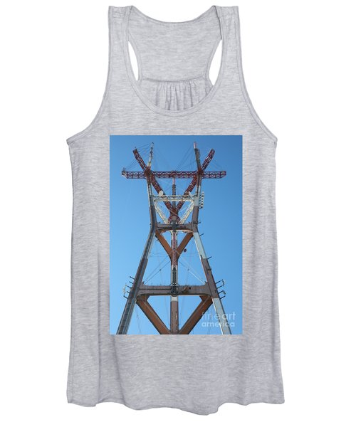 Sutro Tower San Francisco California 5d28081 Women's Tank Top