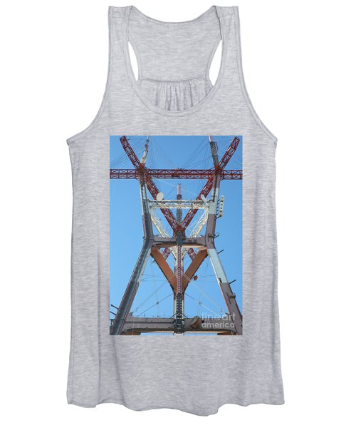 Sutro Tower San Francisco California 5d28085 Women's Tank Top