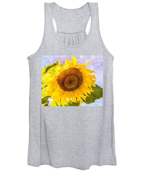 Sweet Sunflower Women's Tank Top