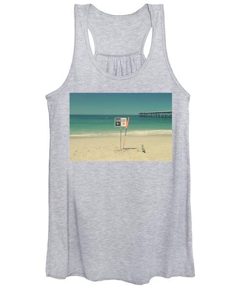 Swim And Surf Women's Tank Top