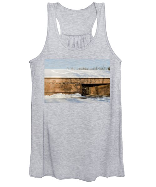 Teach Peace Women's Tank Top
