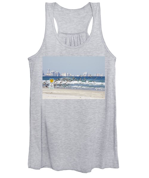 Terns On The Move Women's Tank Top