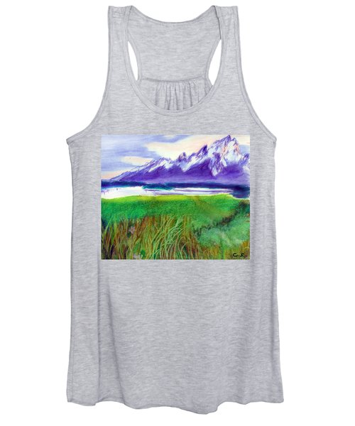 Teton View Women's Tank Top