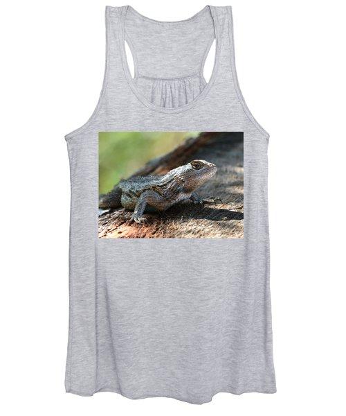 Texas Lizard Women's Tank Top