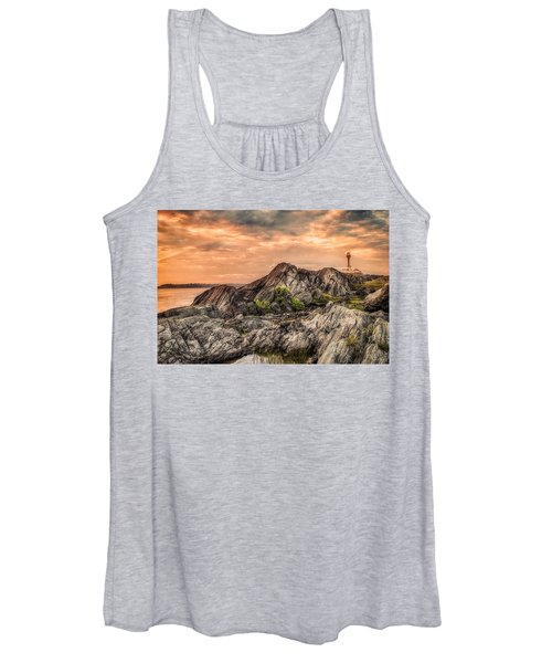 The Calm Before The Storm Women's Tank Top