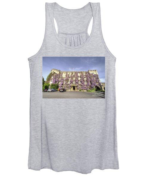 The Castle Hotel  Women's Tank Top