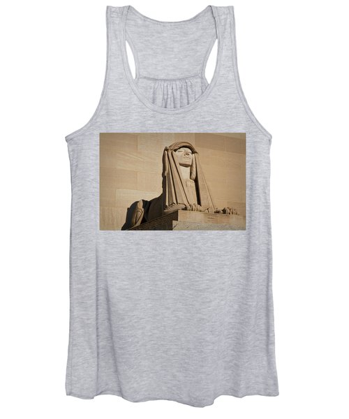 The House Of The Temple Sphinx #2 Women's Tank Top
